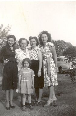 Lorraine Lucas, Carole ann, and Stohls