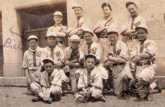 William Mansell & St Theodore's Baseball