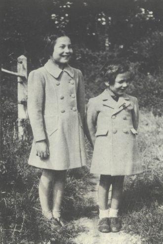 Jean &  Francoise Jacob