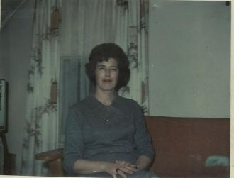 A photo of Gloria G. Petoski