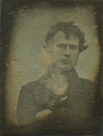The First Selfie, 1839