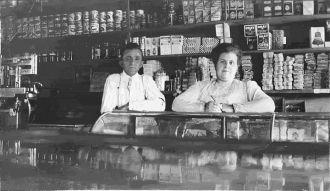 Harry & Gertrude McClure, OH 1918