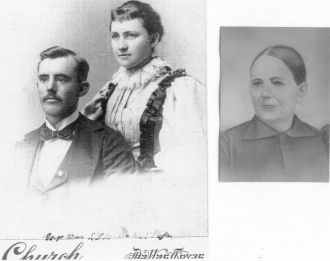 L.T. Botto Jr., Alice Baine, Alice Levinson