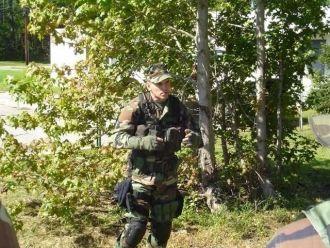 ranger teaching seabees, 2
