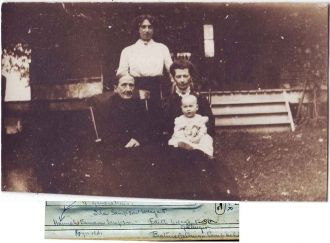A photo of Edith Lilian Weagant
