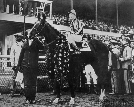 1920 Kentucky Derby - Paul Jones Racehorse