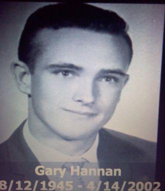 Gary Richard Hannan