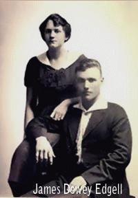 James Dewey and Hazel Edgell