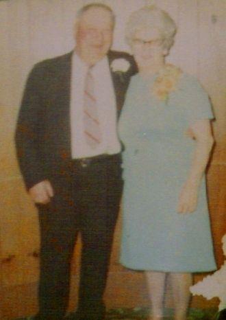 Allen & Edna Hampton