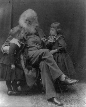 Nigel  & Jeanette Cholmeley-Jones, Walt Whitman