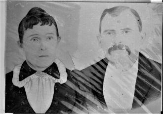 Ed and Missouri Belle Wells