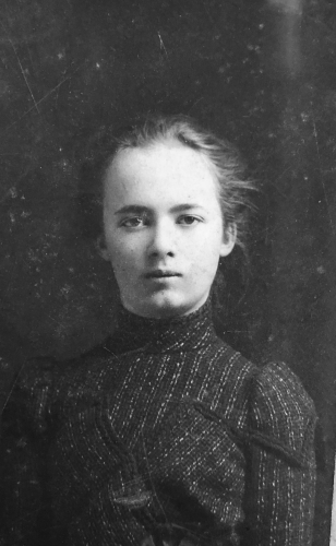 A photo of Virginia Lee (Tumlin) Drewry
