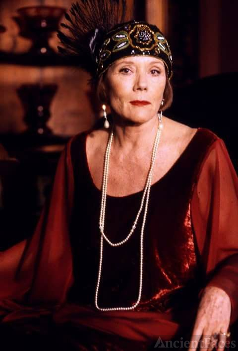 Diana Rigg, Mrs. Bradley