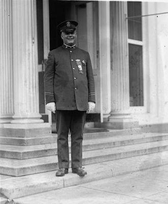 Thomas H. Willett, 1924
