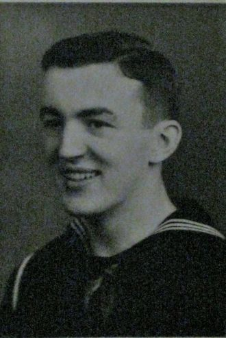 George R Gilbert, Navy Enlistment