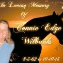 Connie Verlena Edge Wilbanks