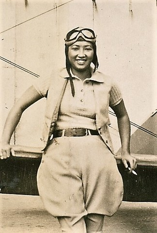 A photo of Hazel Ying Lee