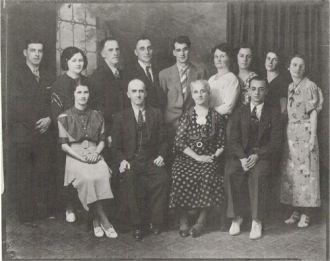 Joseph Charles Lucien Bernard Family