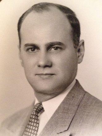 Dr. James Walker McNeil