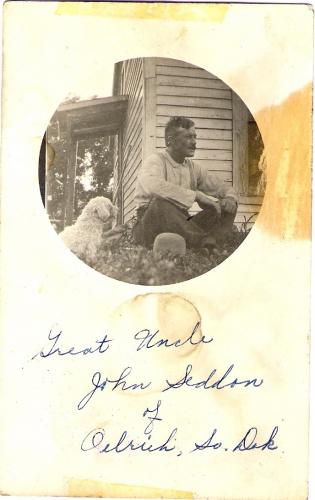 Seddon family