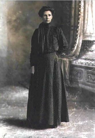 Laura Belle (Howland) Watts Jewell, Missouri 1912