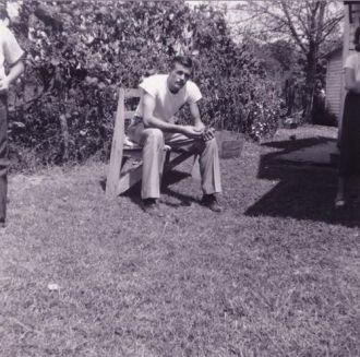 A photo of James Caudill