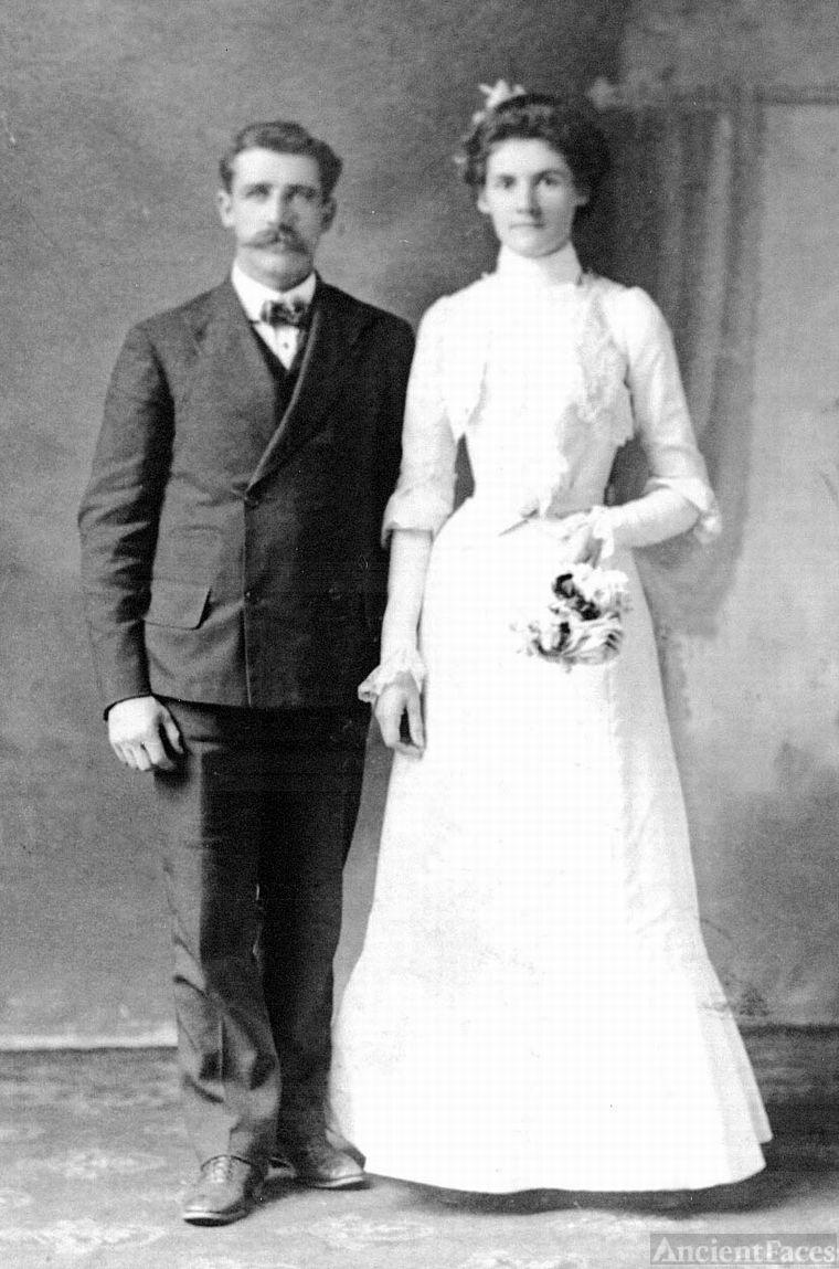 Joseph & Lydia (Belhumeur) Nutbrown