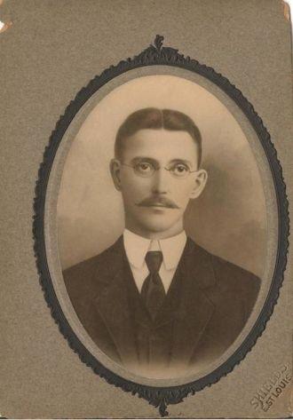 possibly Dr. Rev. Joseph William VanCleve