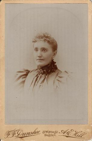 Ellen Agnes Gilmore nee Cummins