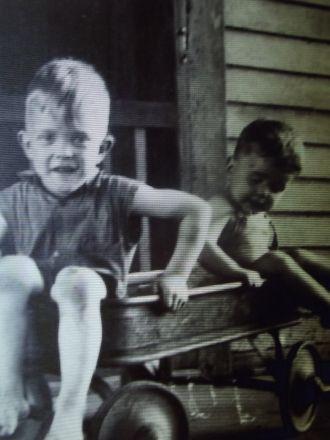 Lloyd and Eugene Jennings