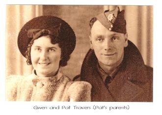 Gwen & Arthur Ernest Travers