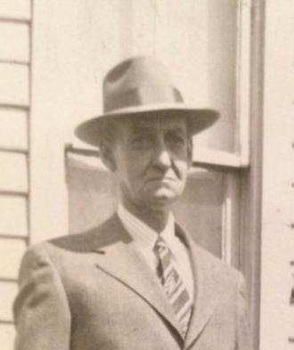 A photo of Robert Royal Corkhill