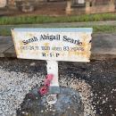 Sarah Abigail Hall