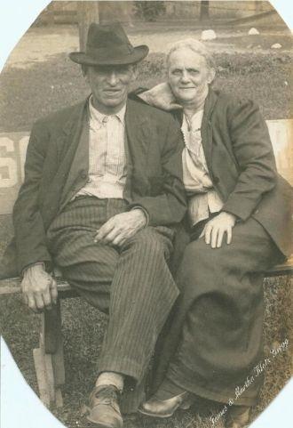 James & Martha KLOTZ GREGG