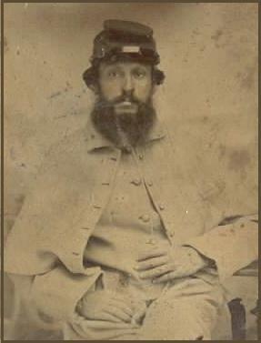 James M Barnett - Co F 3rd Texas Cavalry, CSA