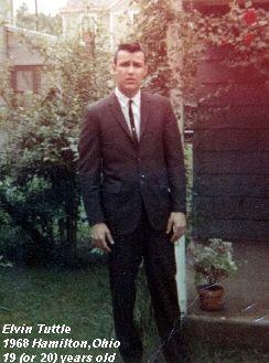 Elvin Tuttle 1968