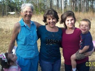 Shirley T Denn family