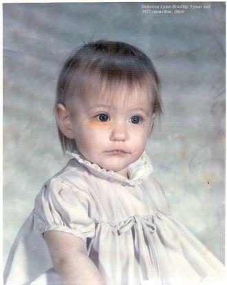 Becky Bradley at 1