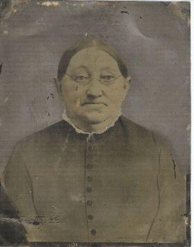 Anna Mary (Selbert) Carl in 1895