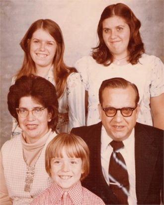 John, Karen, Diane, Carl, & Margaret Nagel