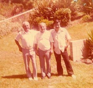 Thomas, Anthony, & Thomas (Jr) Scalese, CA