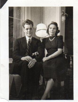 A photo of Pauline Gertrude (Miller) Slick