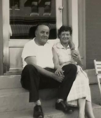Nick & Mary Mervosh Southside, Pittsburgh