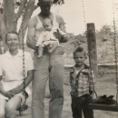 George Humphrey Family 1951