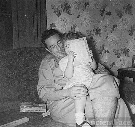 Chuck Barrett, 1952