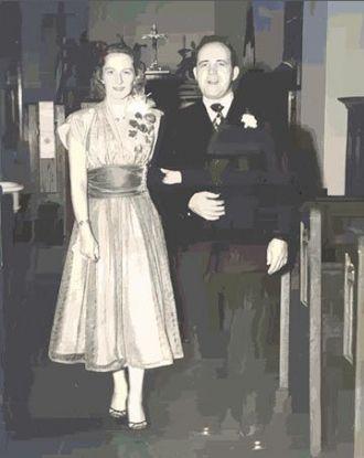 William Albert Couch Wedding