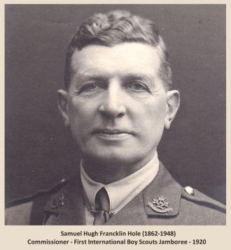 Samuel Hugh Francklin Hole, 1920