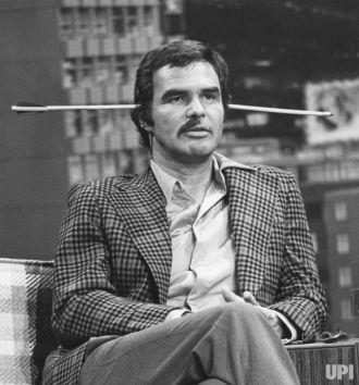 Burt Reynolds, 1978