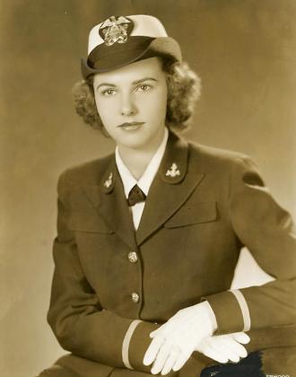 Ensign Henrietta Hickman, WAVE