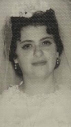 A photo of Mitra Gloria (Nericcio) Treviño